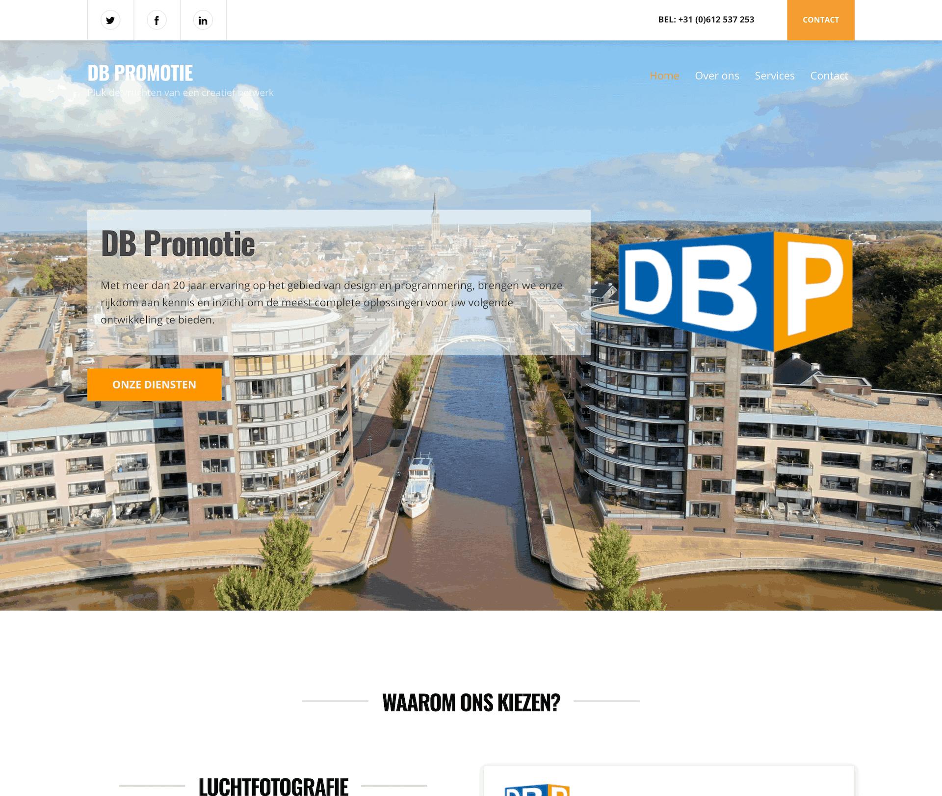 DB Promotie – Pluk de vruchten van een creatief netwerk kopie